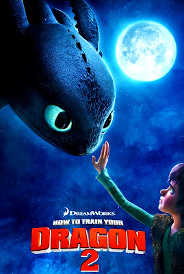 How To Train Your Dragon 2 - Fan Made Poster