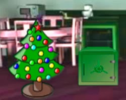 Juegos de Escape Christmas Ruby Room Escape