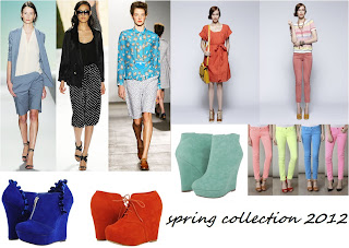 spring collection 2012
