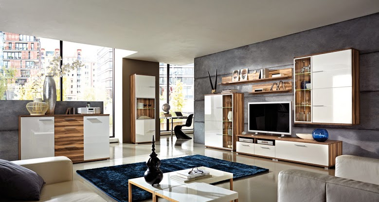 Wohnzimmer-Möbel