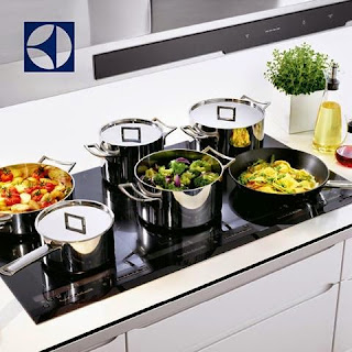 Induction Hobs by Electrolux