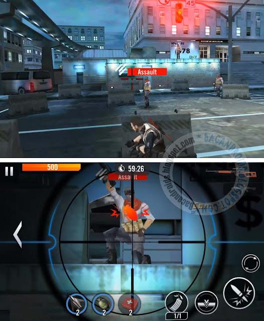 download Game Elite Killer SWAT APK Terbaru