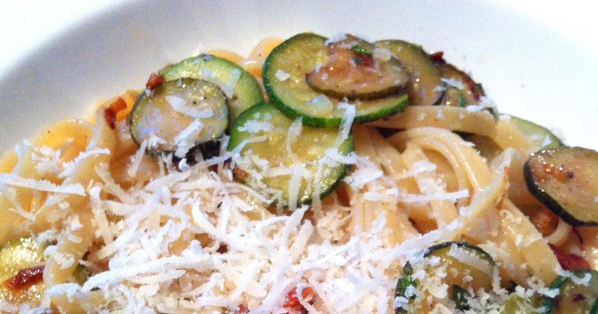 Cuisiner bien zucchini zitronen pasta - Cuisiner courgette spaghetti ...