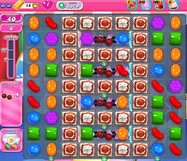 Candy Crush Saga 1379