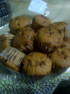 Homemade Muffin Banana Chocolate for Sale