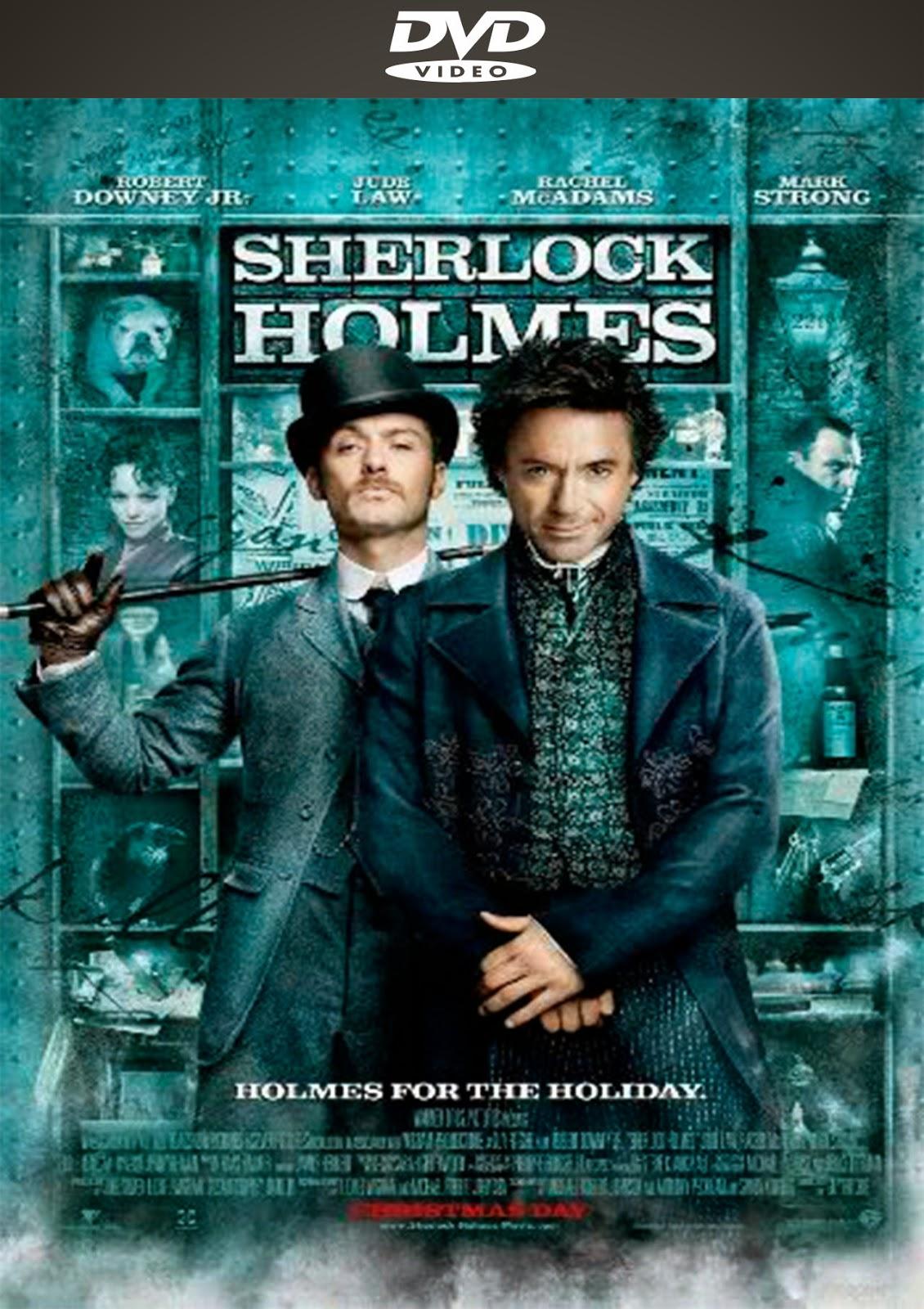 Sherlock Holmes [2009] [Latino] [DVD Full]