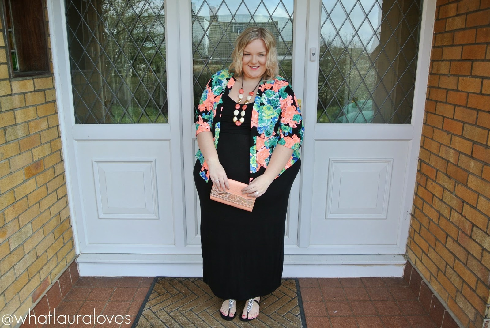 House of Fraser Plus Size Clothing and Footwear Blogger