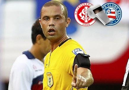Marcos André Gomes da Penha - Internacional x Bahia