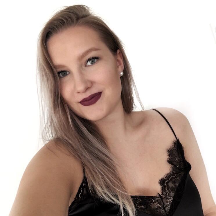 SUSANNA, 20, KUOPIO