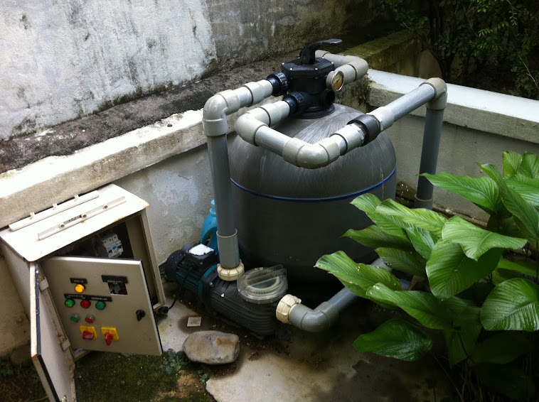 Repair Filter and Pump