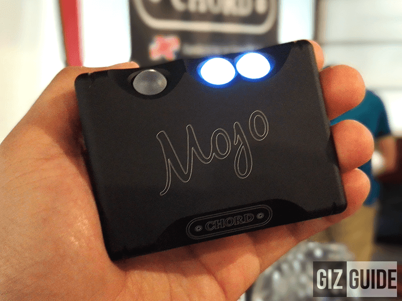 The Powerful Chord Mojo And Dave DAC / AMP Introduced In The Philippines! Priced At 31 And 570K Pesos Respectively!