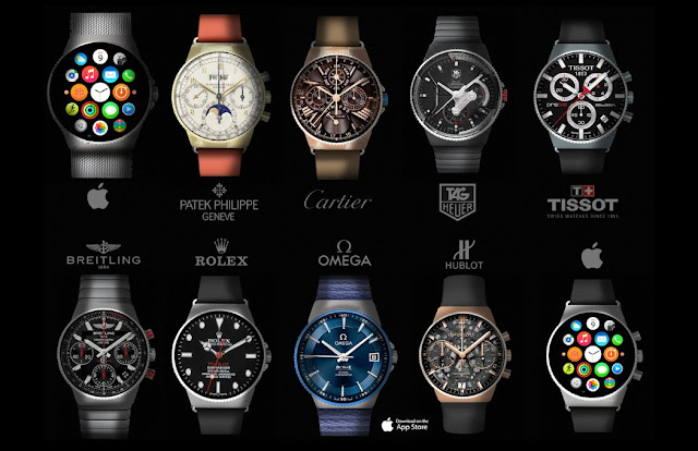 Um motivo para usar Rolex e pensar no Apple Watch
