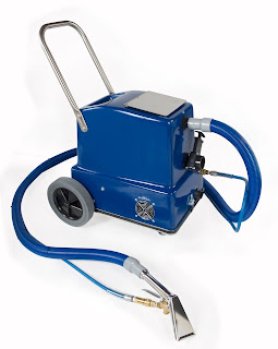 Heated and Non-heated Carpet Extractors