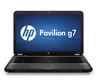 HP Pavilion g7-1303ea laptop