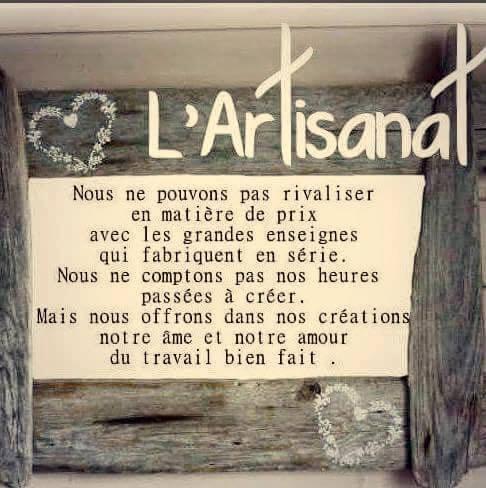 VIVE L'ARTISANAT
