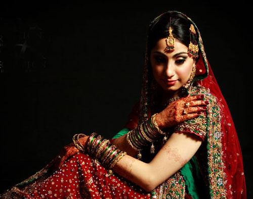 indian bridal makeup tutorial. indian bridal makeup tips.