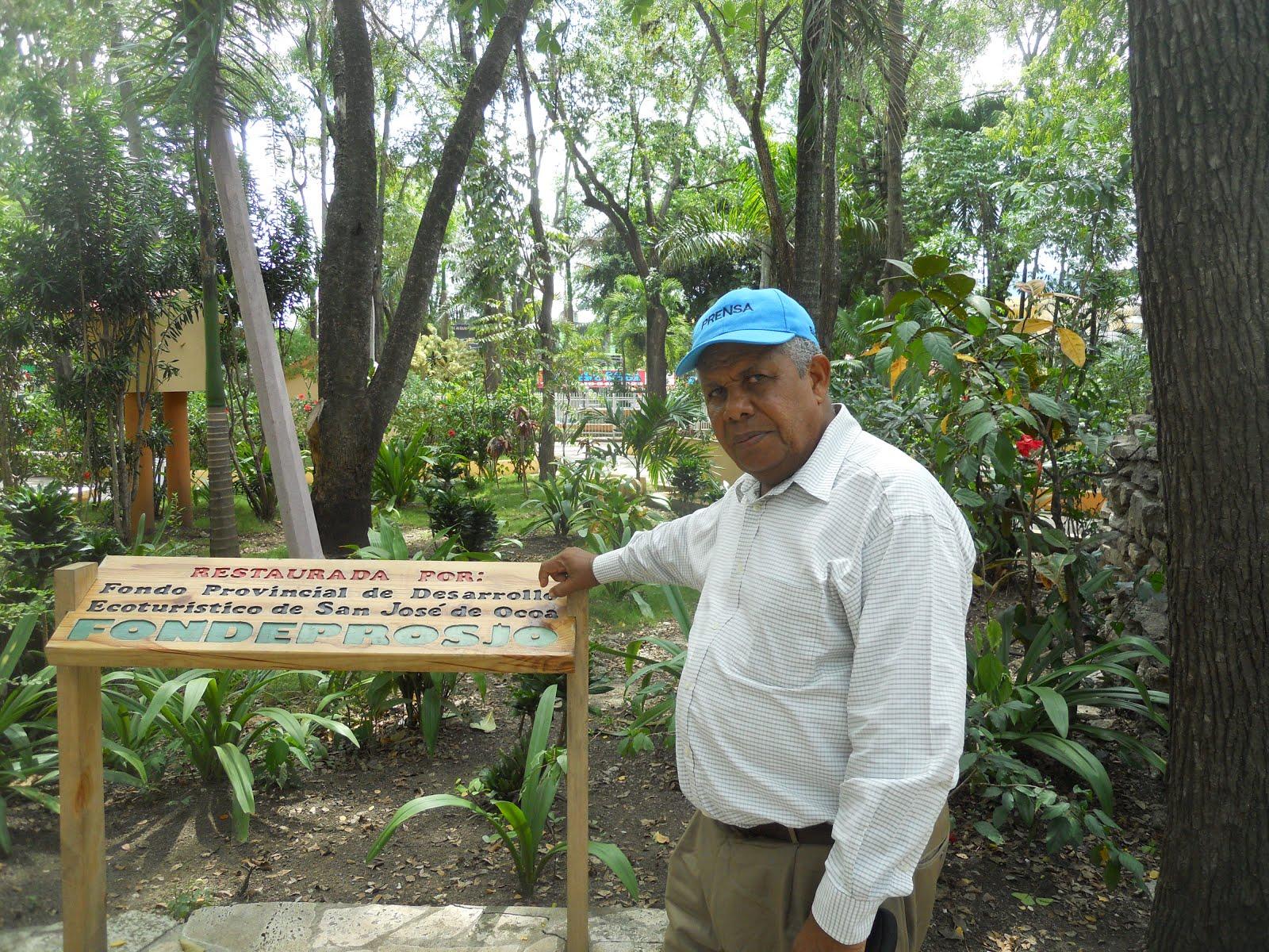 Área restaurada en San José de Ocoa