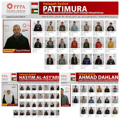 unik, halaqoh tahfidz palestina pake nama pahlawan indonesia