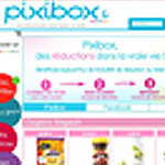 Bons de réduction à imprimer sur Pixibox