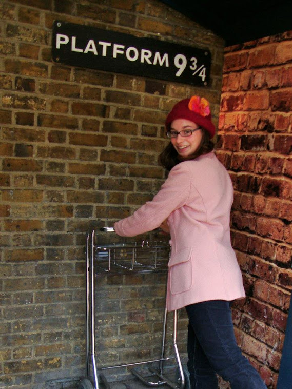 Yes.  I have been to Platform 9 3/4.