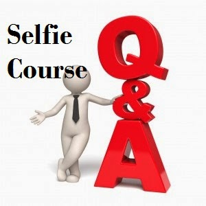 What is A selfie course?