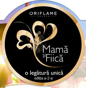 Concurs Oriflame 2015 Mama si fiica pe www.olegaturaunica.ro