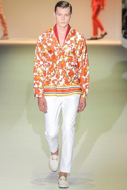 Gucci Spring - Summer 2013.
