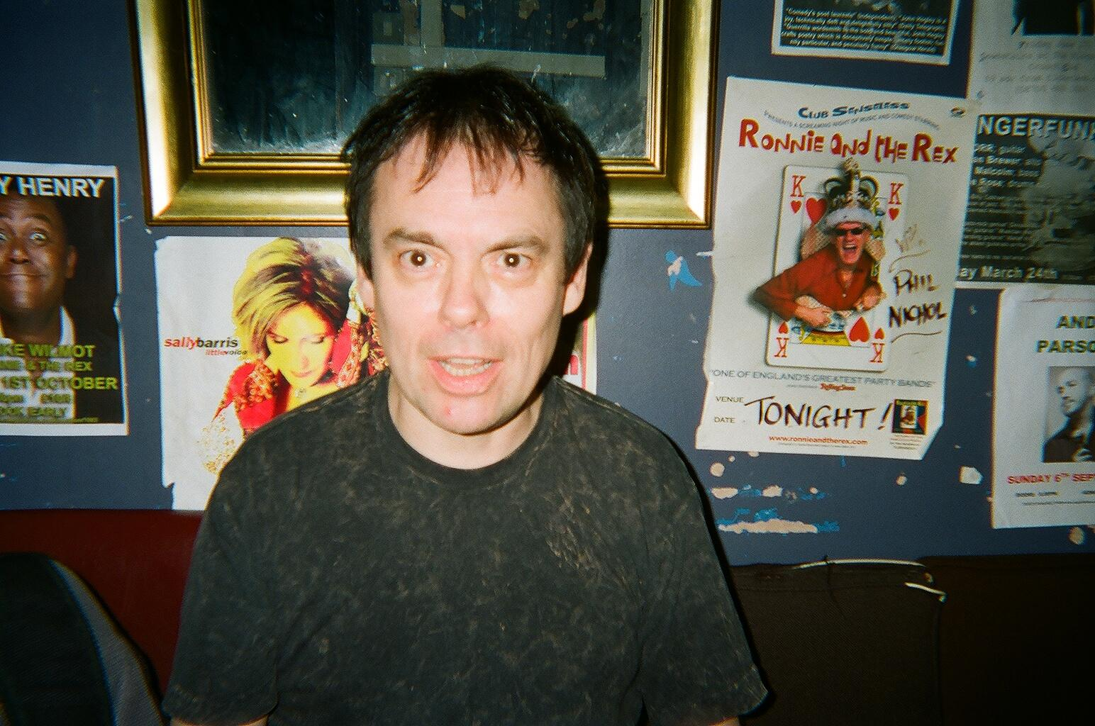 kevin eldon stand up