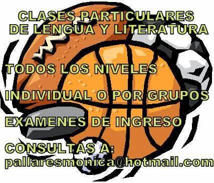 Clases particularidades de Literatura y Lengua