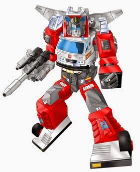 Artfire2000's Transformers