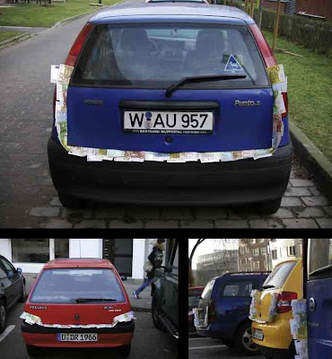 Creative and Clever Uses of Car Stickers in Advertisements (14) 7
