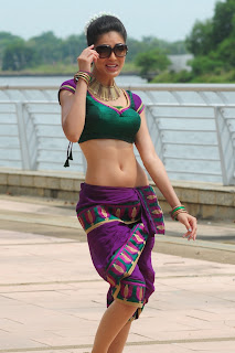 Parvathi Melton Hot Navel