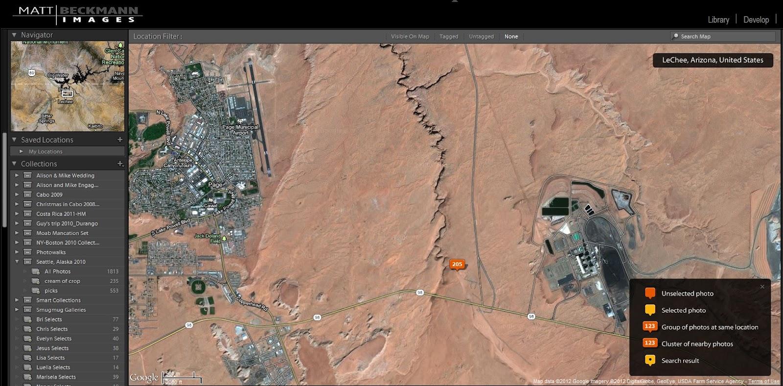 Arizona Slot Canyons Map 1 Slots Online