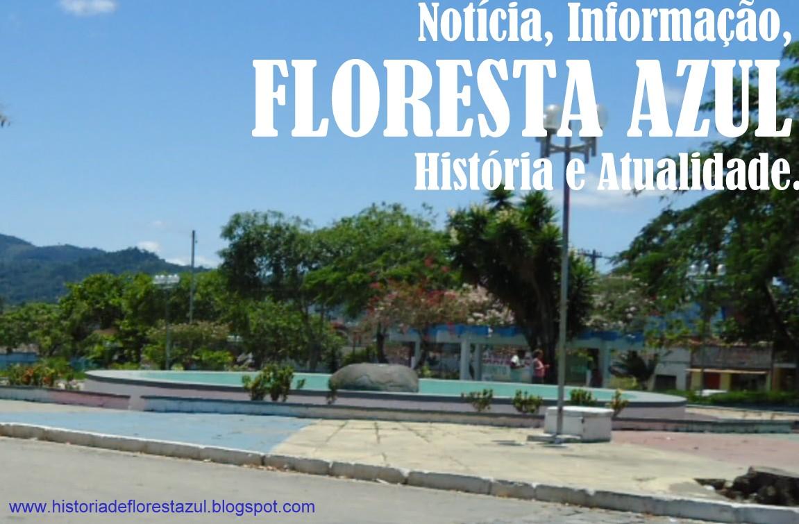 FLORESTA AZUL: LOCALIZAÇÃO