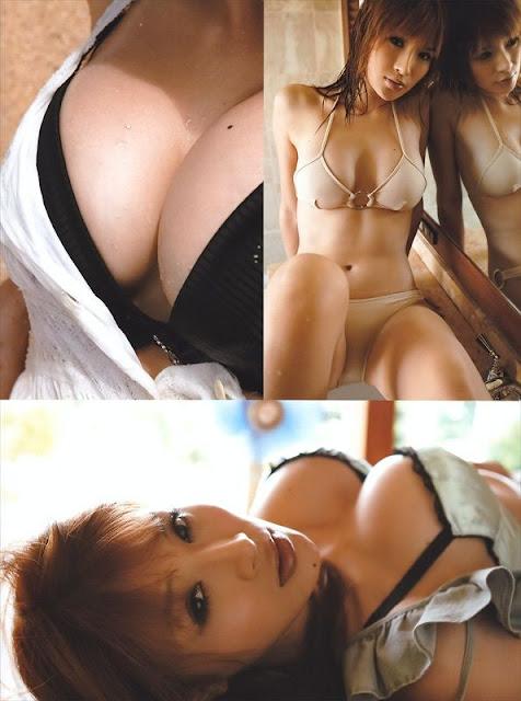 Gravure Model Yuu Tejima