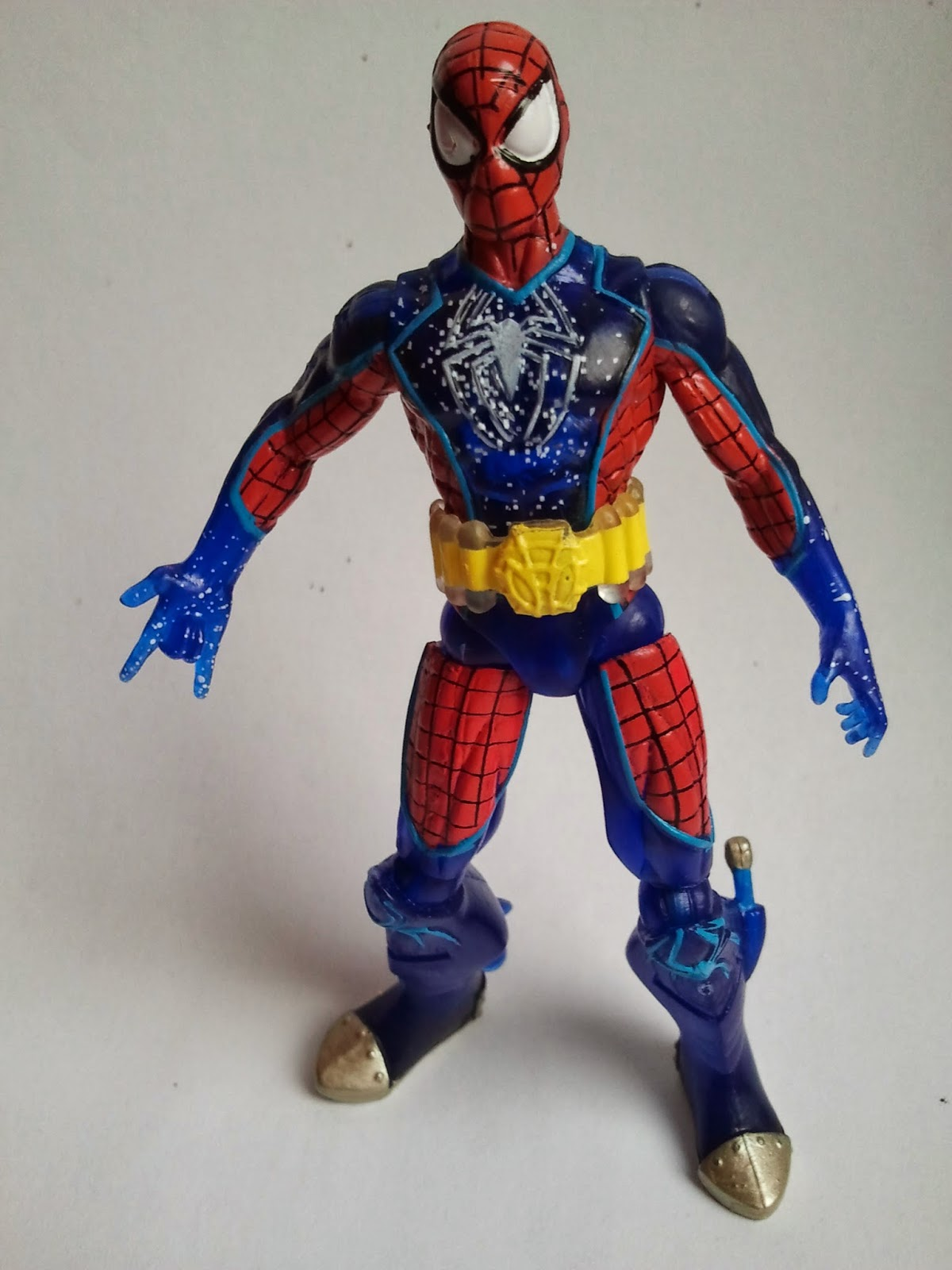 Toywalkers Blog Space Crusader Cosmic Crusade Spider Man Hasbro Spiderman Christmas Is Near So This Probably My Last Update Before All Hell Breaks Loose While Id Been On The Quest Of Finding Presents