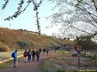 """Inicialment el camí segueix paral·lel l'Eix del Llobregat. Autor: Francesc """"Caminaire"""""""