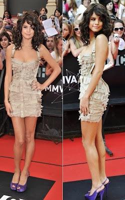 Selena vs. Emma