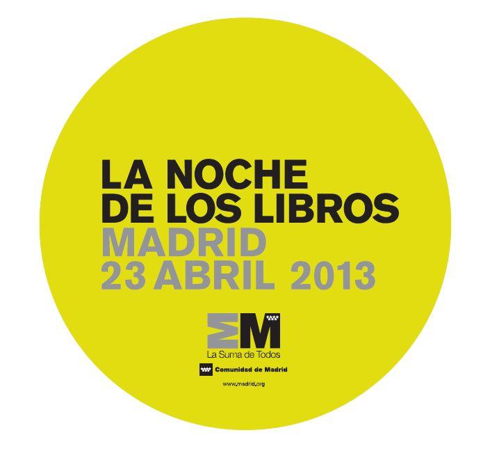 Mil orillas la noche de los libros madrid 2013 letras y cazuelas - Libreria gastronomica madrid ...