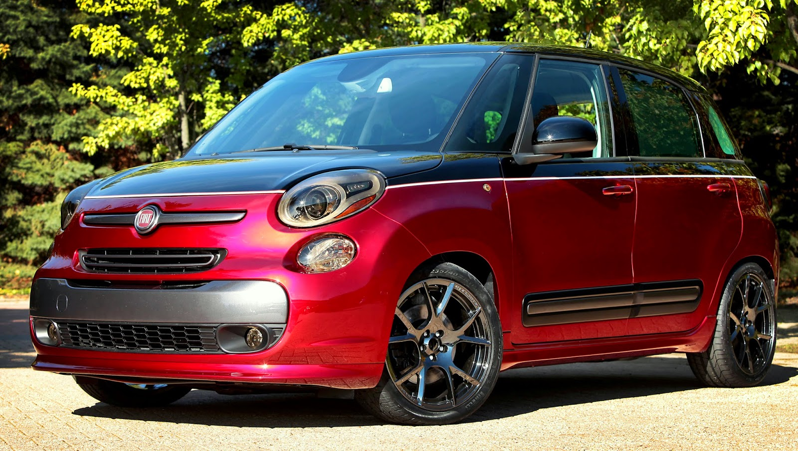 Uautoknow Fiat 500 Abarth Scorpion And 500L Get