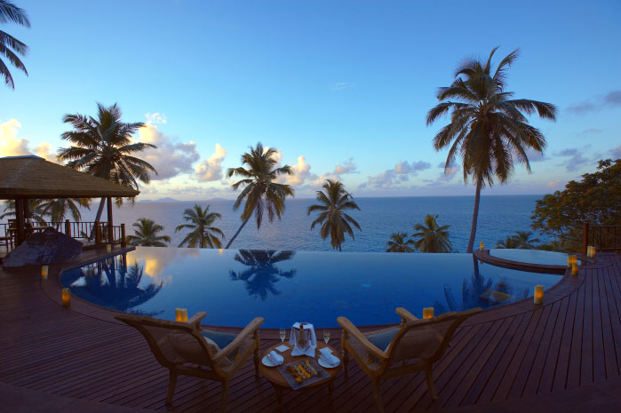 The Height Of Luxury At Fregate Island Private