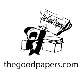 THE GOOD PAPERS TSHIRT