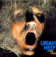 What does Uriah Heep mean - Very eavy very umble cover