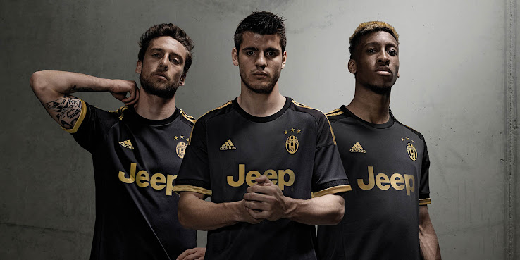 Oficial: Nueva camiseta alternativa adidas de la Juventus