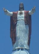 75' Jesus Statue in Baja CA