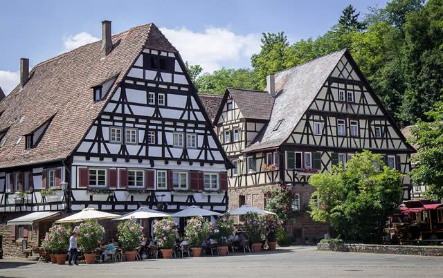 Maulbronn, Baden-Württemberg - Germany, Alemanha