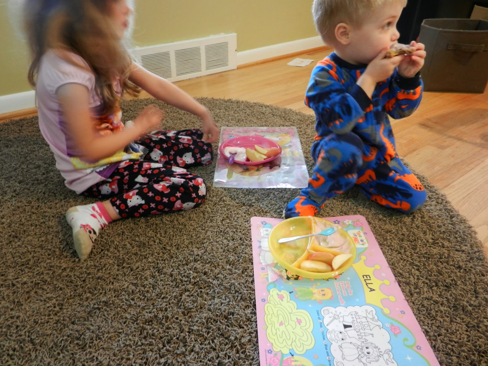 A Busy Mom's Slow Cooker Adventures Mohawk Flooring SmartStrand ...