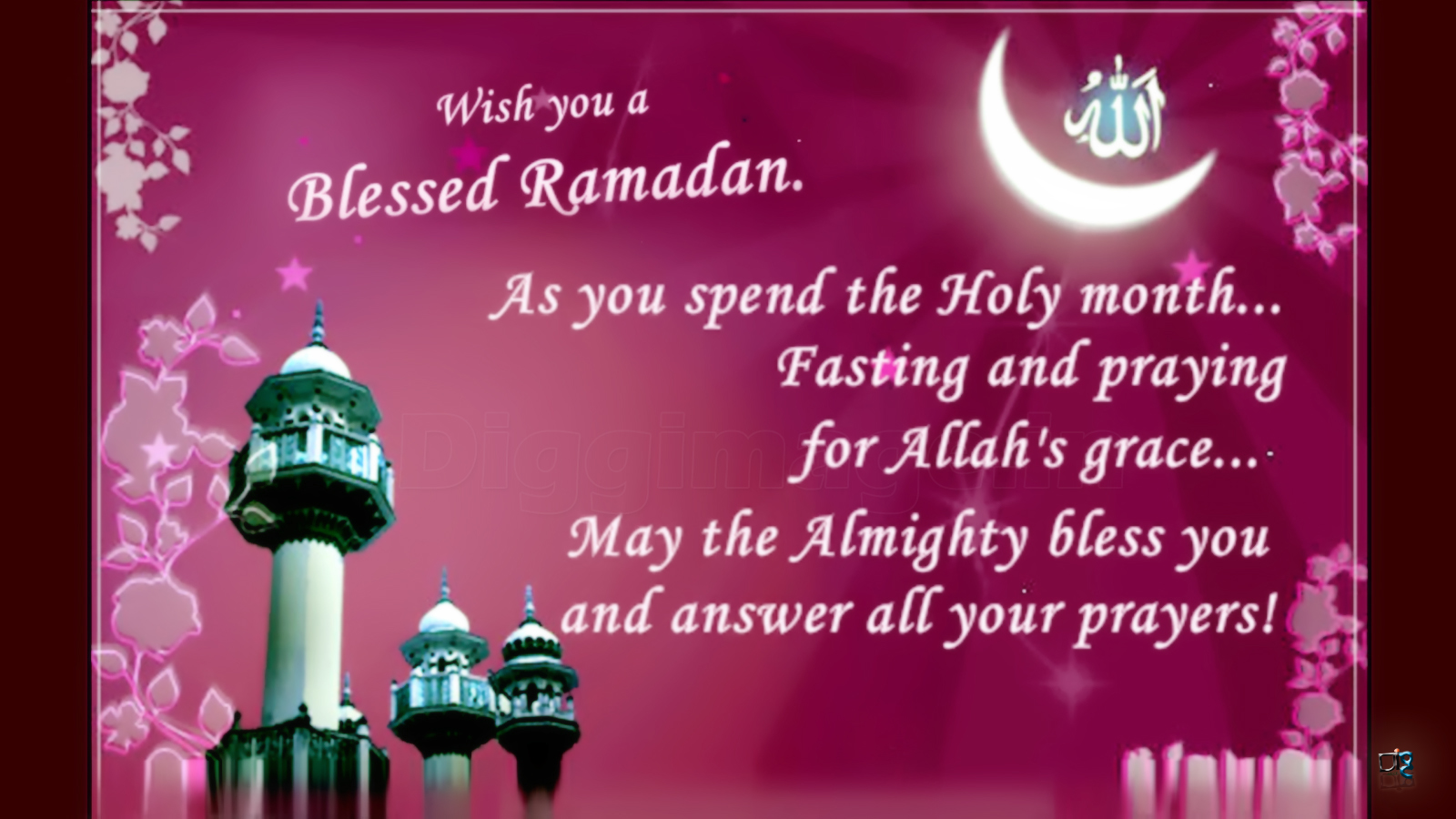 Ramadan mubarak greeting card 365greetings com - Filename Wish You A Blessed Ramadan As You Spend The Holy Month Fasting And Prayers For Allah S Grace Jpg