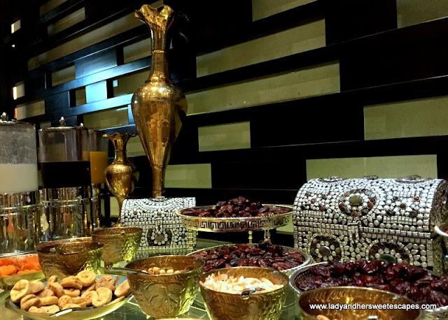Iftar at Media Rotana
