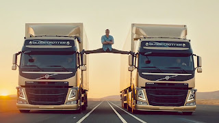 "Jean-Claude Van Damme ""The EPIC Split"" Volvo Trucks Commercial 2013"
